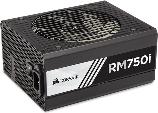 Блок питания Corsair RM 750i 750W (CP-9020082-EU) - изображение 1