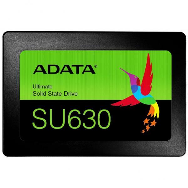"Накопитель SSD 2.5"""" 960GB ADATA (ASU630SS-960GQ-R) - изображение 1"