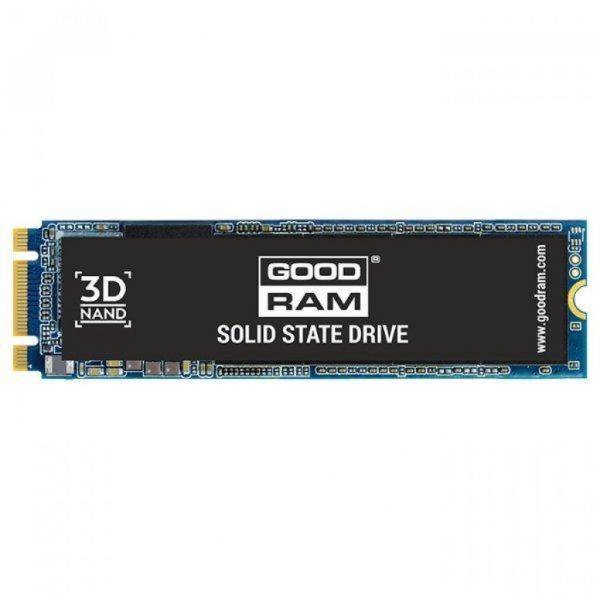 Накопитель SSD M.2 2280 512GB GOODRAM (SSDPR-PX400-512-80) - изображение 1
