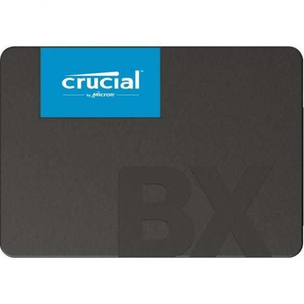 """Накопичувач SSD 2.5"""""""" 120GB MICRON (CT120BX500SSD1) - зображення 1"""