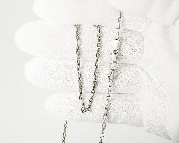 Мужской браслет CHAS Якорный (Якорь) Cеребро 925пробы 14 см. - изображение 1