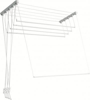Сушилка потолочная для белья стальная Laundry 160 см. - изображение 1