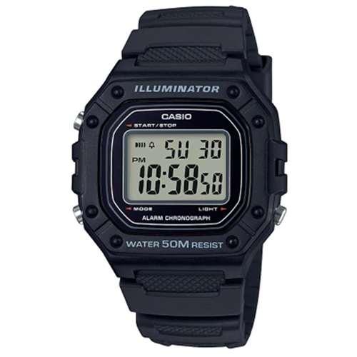 Мужские часы Casio W-218H-1AVEF - зображення 1