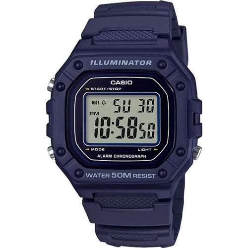 Мужские часы Casio W-218H-2AVEF - зображення 1