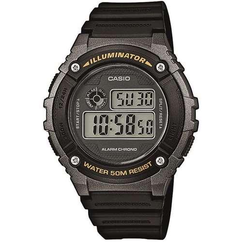 Мужские часы Casio W-216H-1BVEF - зображення 1