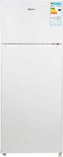 Двокамерний холодильник SATURN ST-CF1962K - зображення 1