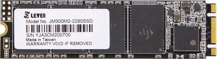 Leven JM300 240GB M.2 2280 SATAIII TLC NAND Flash (JM300SSD240GB) - зображення 1