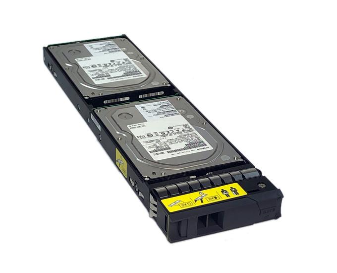 HDD NetApp Disk 8TB (2 x 4TB 7.2 K SATA) (X480A) Refurbished - зображення 1