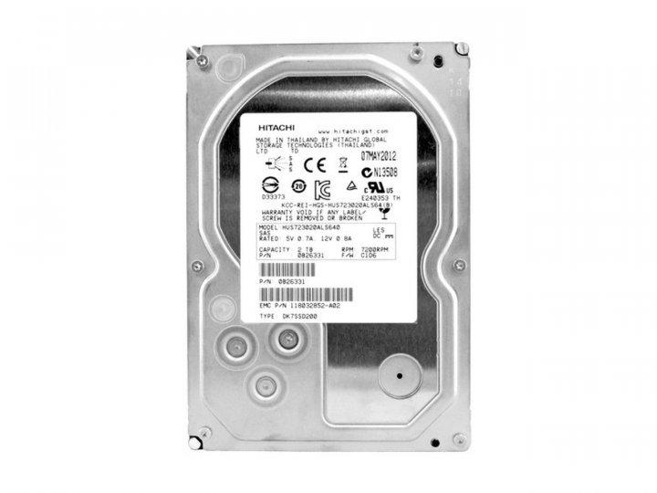 HDS HDS VSP G 6TB 7.2 K SAS 3.5 (H6G54A) Refurbished - зображення 1