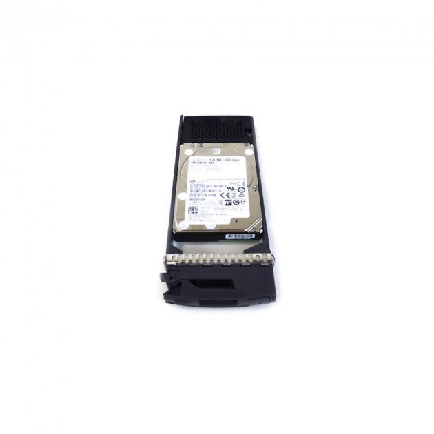 HDD NetApp NETAPP NetApp disk 1.8 TB 10K 12G 2,5' SAS (108-00433) Refurbished - зображення 1