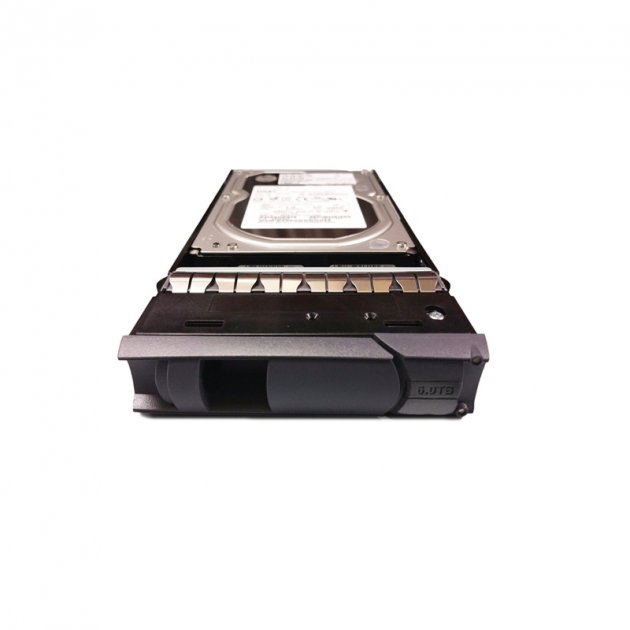 "NetApp NETAPP NetApp Disk 6TB 7.2 K SATA 3,5"" DS4246 FAS2520/52 (X316A-R6) Refurbished - зображення 1"