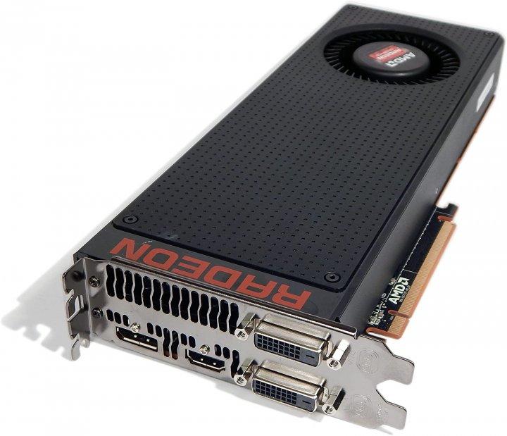 Відеокарта HPE HPI AMD R9 390X Aries-E3 FH 8GB GD (832894-001) Refurbished - зображення 1