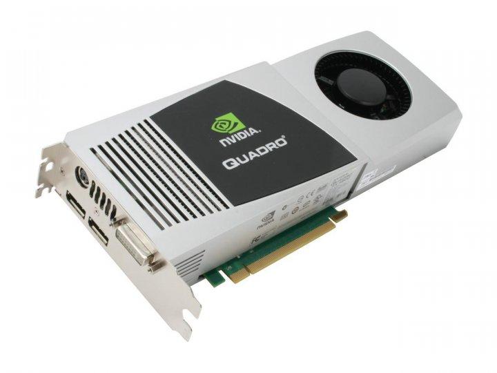 Видеокарта HPE HPE nVIDIA QuadRO FX 4800 GRAPHICS Card (030-2379-001) Refurbished - изображение 1