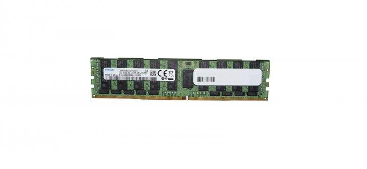 Оперативная память Samsung ORTIAL 64GB (1*64GB) 4RX4 PC4-17000P-L DDR4-2133 LRDIMM (M386A8K40BMB-CPB-OT) Refurbished - изображение 1