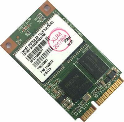 SSD EMC EMC Smart Flash mSATA (SGMST3D32GBM01EMC) Refurbished - зображення 1