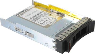 SSD IBM Lenovo SAS-SSD 400GB 6G SAS SFF - (49Y6134) Refurbished - зображення 1