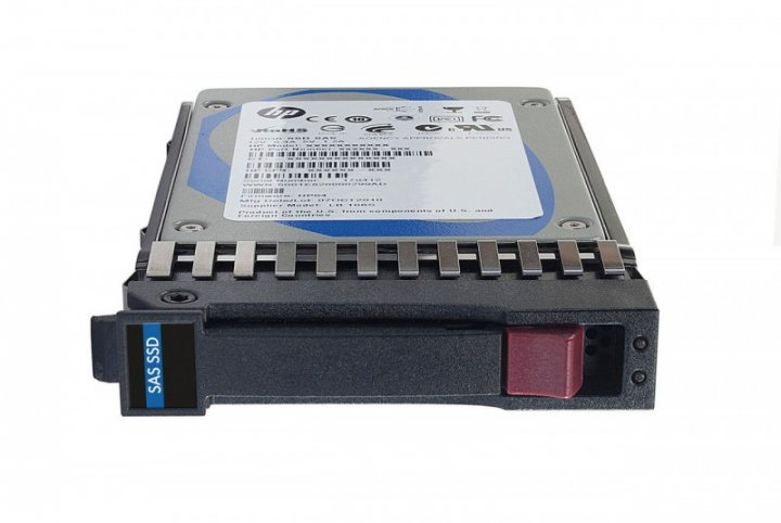SSD EMC EMC Disk 800GB SAS SSD 2,5 (7000 800GB) Refurbished - зображення 1