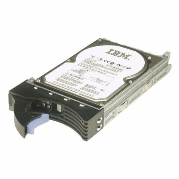 "SSD IBM IBM 400GB 2.5"" SSD for V5000 (00AK371) Refurbished - зображення 1"