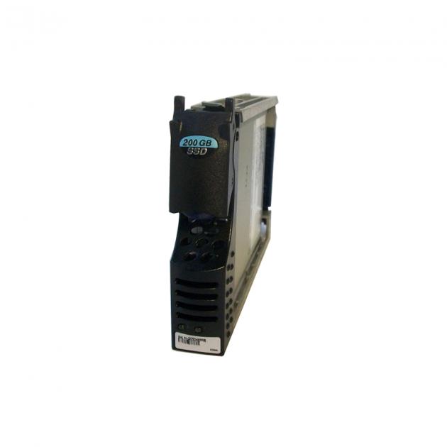 SSD EMC EMC 200GB 4Gb EFD SSD (RoHS) (005048998) Refurbished - зображення 1