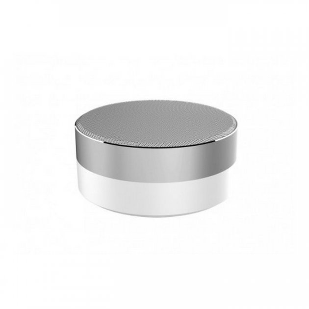 Портативная колонка bluetooth система Havit HV-M13 white silver (24583) - зображення 1