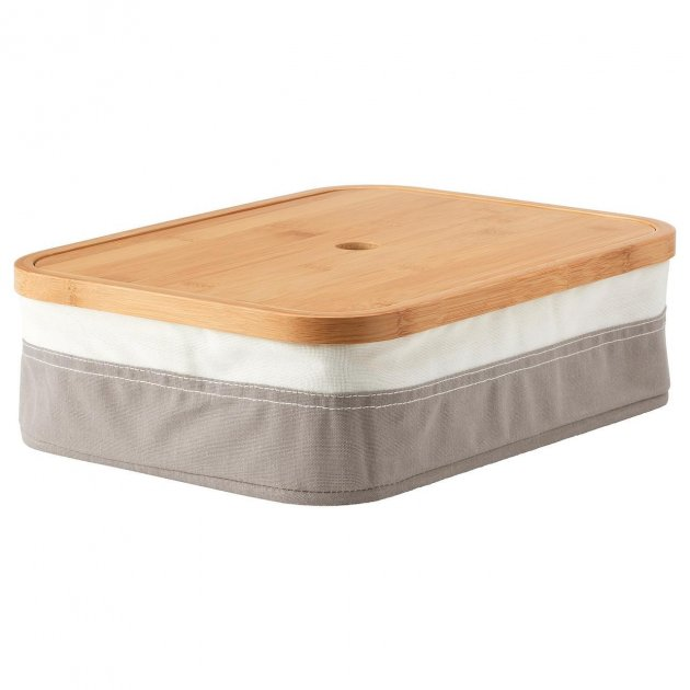 Коробка с отделениями IKEA РАБЛА 903.481.24 - изображение 1