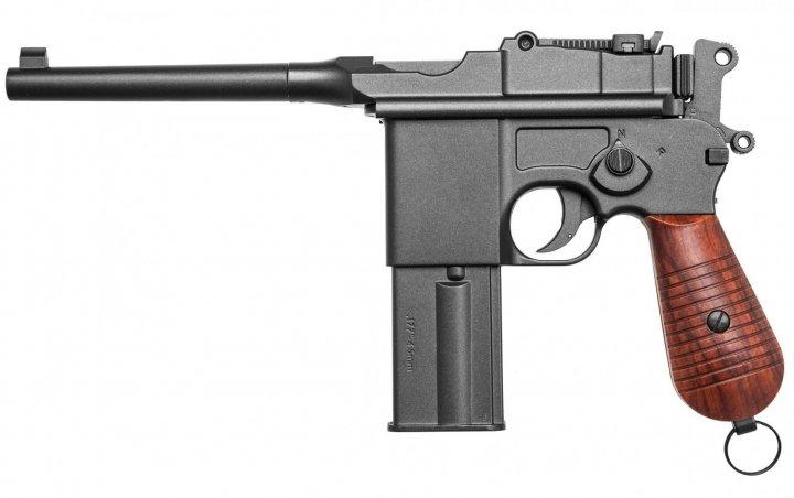 Пистолет пневматический Umarex Legends C96 FM - изображение 1