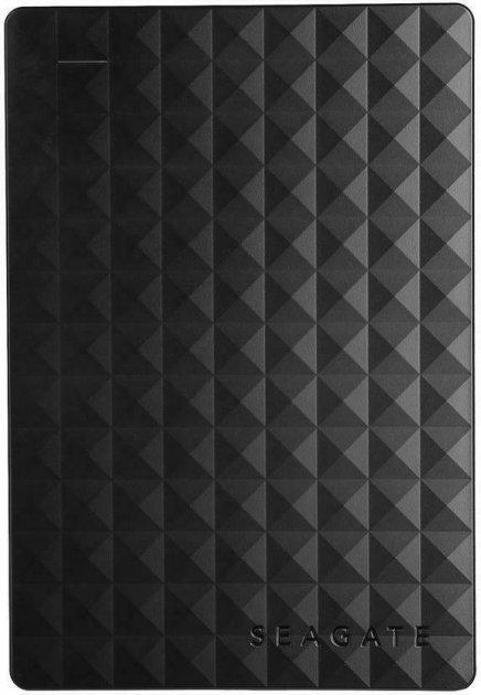 """Жорсткий диск Seagate Expansion 5TB STEA5000402 2.5"""" USB 3.0 External Black - зображення 1"""