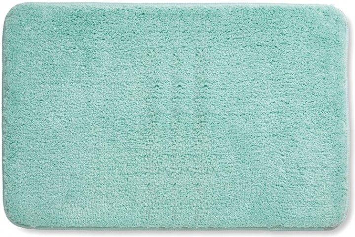 Коврик для ванной комнаты Kela Livana 100х60 Мятный (24024) (4025457240249) - изображение 1