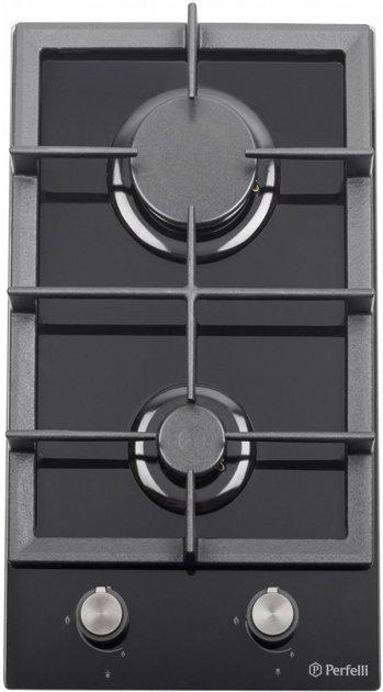 Варочная поверхность газовая Domino PERFELLI HGG 31424 BL - изображение 1