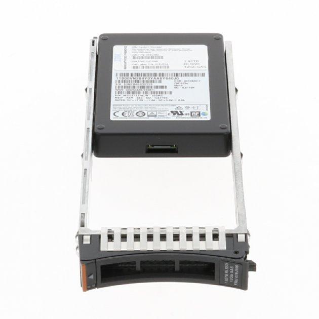 "SSD IBM V5000 1.92 TB 2.5"" RI Flash Drive (01EJ782) Нове - зображення 1"