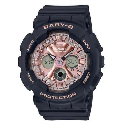 Годинник наручний Casio Baby-G CsBby-GBA-130-1A4ER - зображення 1