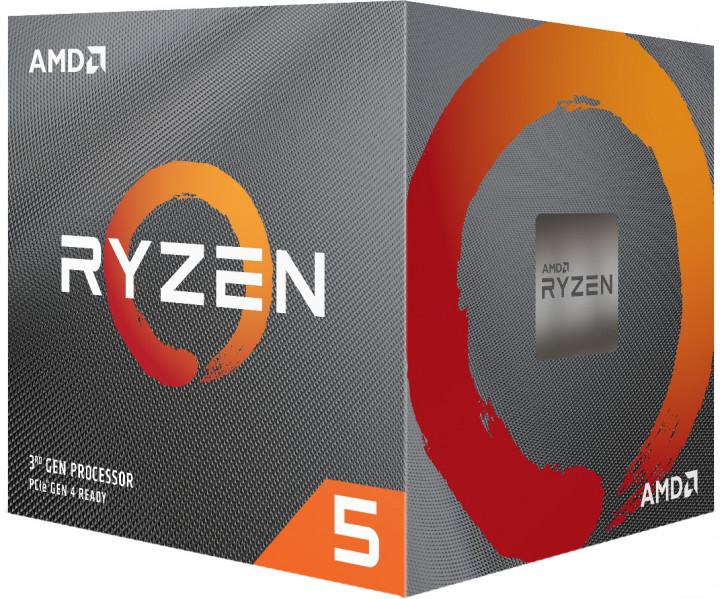 Процесор AMD Ryzen 5 3600X (100-100000022BOX) (F00188147) - зображення 1