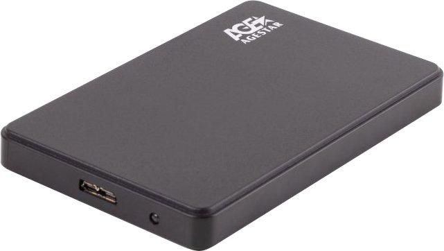 "Внешний карман Agestar для HDD/SDD 2.5"" SATA USB 3.0 (3UB2P2) - изображение 1"