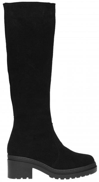 Сапоги Maurizi C30-11 37 (23.5 см) Черные (H2400000158172) - изображение 1