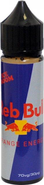 Рідина для електронних сигарет Ice Boom Reb Buil 0 мг 60 мл (Апельсиновий енергетик) (IB-RBI-60-0) - зображення 1