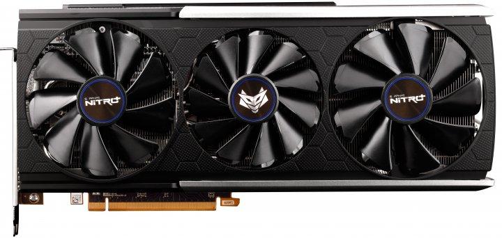 Sapphire PCI-Ex Radeon RX 5700 XT NITRO+ 8GB GDDR6 (256bit) (1770/14000) (2 х HDMI, 2 x DisplayPort) (11293-03-40G) - изображение 1