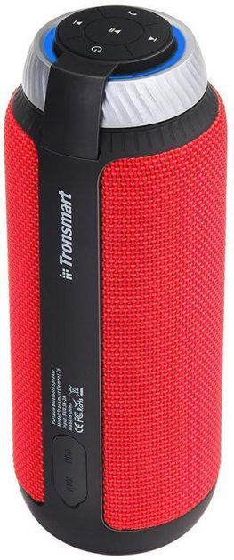 Портативная акустика Tronsmart Element T6 Portable Bluetooth Speaker Red - изображение 1