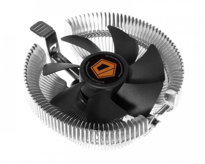 Кулер процессорный ID-Cooling DK-01S, Intel: 1150/1151/1155/1156/775, AMD: FM2+/FM2/FM1/AM3+/AM3/AM2+/AM2, 111х102х43 мм, 3-pin - изображение 1
