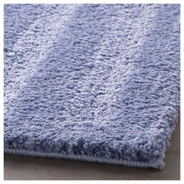 Коврик для ванны IKEA EMTEN сиреневый 004.228.92 - изображение 1