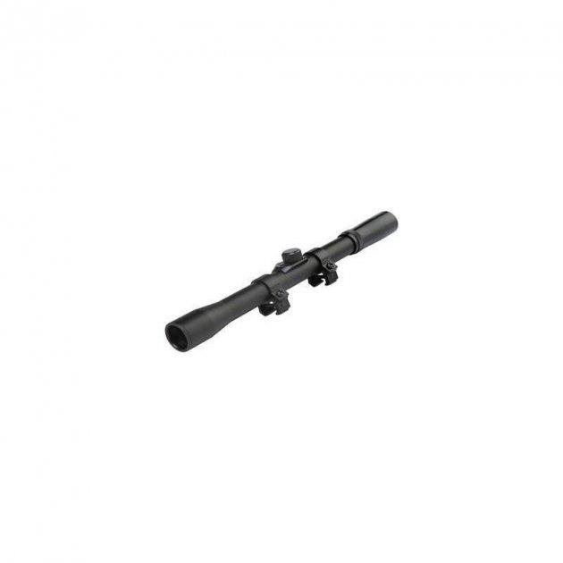 Оптический прицел Tasco 4*20 (кріплення 11 мм) - зображення 1