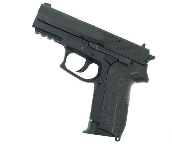 Пистолет пневматический SAS Pro 2022 Metal 4.5 - изображение 1