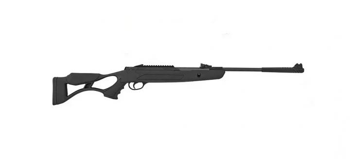 Пневматична гвинтівка Hatsan AirTact PD з посиленою газовою пружиною + кулі в подарунок - зображення 1