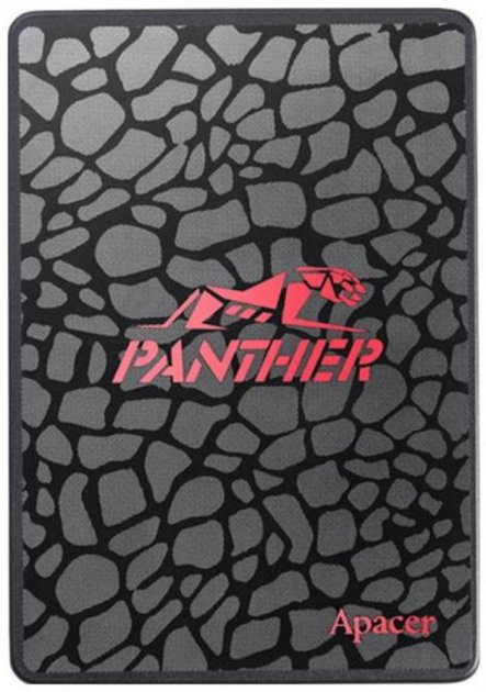 "Apacer AS350 Panther 1TB 2.5"" SATAIII 3D TLC (95.DB2G0.P100C/AP1TBAS350-1) - зображення 1"