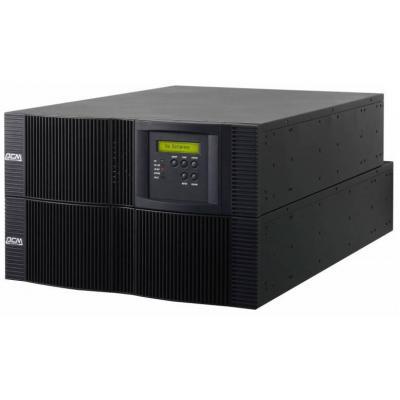 Джерело безперебійного живлення Powercom VRT-6000 RM, 5400Вт (VRT-6000) - зображення 1