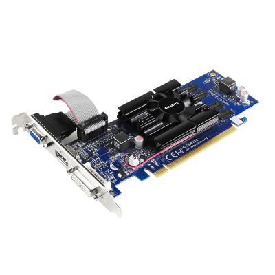 Видеокарта GeForce 210 1024Mb GIGABYTE (GV-N210D3-1GI) - изображение 1