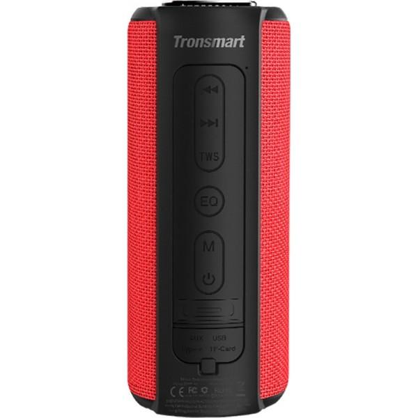 Портативная акустика Tronsmart Element T6 Plus Red (1650_19) - изображение 1