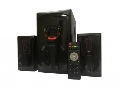 Акустична система Greenwave SA-3015BT Black/Orange (R0015305)