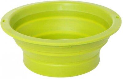 Змінна миска велика для моделі на складаний підставці для собак Dexas Repl Bowl for LG Single 960 мл Зелена (RM-RB140383) (7000700714552)