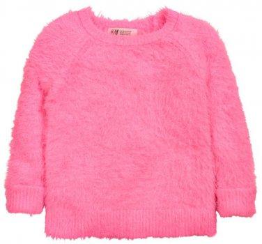Джемпер H&M hmk03200011 Рожевий