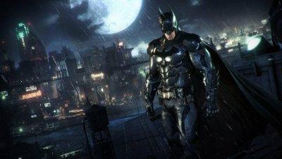 Batman Arkham Knight Game of the Year Edition (PS4, русские субтитры)